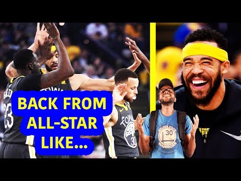 STEPH CURRY SPAZZES FOR 44 PTS & JAVALE STARTS? WARRIORS VS CLIPPERS {DUBNATION HIGHLIGHTS}