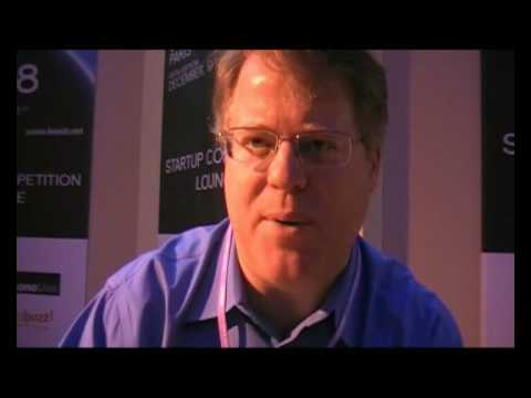 with Robert Scoble at Le Web 2008