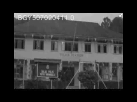 Life in Jesselton (Kota Kinabalu) North Borneo Sabah in 1968