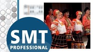 Как играть на баяне Матаня | How to play on accordion | SMT Pro
