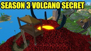 NEW Mad City SEASON 3 UPDATE is HERE!!! *VOLCANO SECRET* | Roblox Mad City