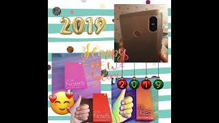 Телефон на новый 2019 год от Деда мороза ????????✨ Ксиоми redm i note 5!!!!