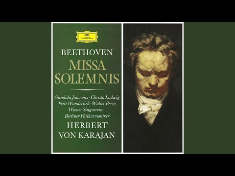 "Beethoven: Mass In D Major, Op. 123 ""Missa Solemnis"" - Credo: Et Ascendit In Coelum"