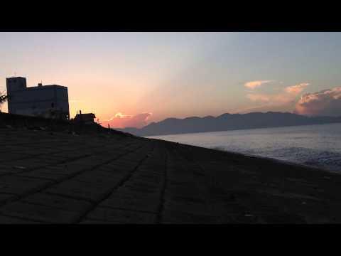 Bình minh ở biển Vũng Tàu - Sunrise above Beach