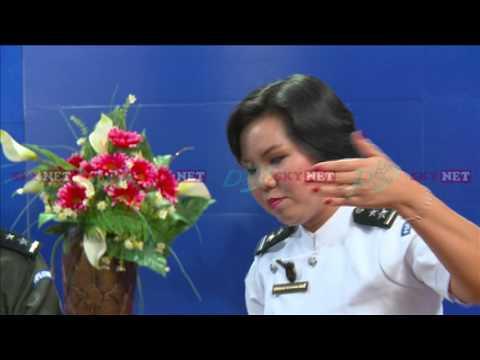 2014 Myanmar Population and Housing Census Talk Show