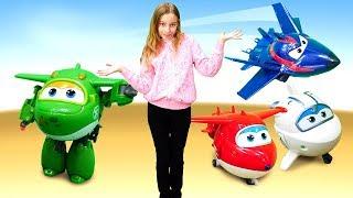 Супер Крылья Джетт и его друзья — Мультики для детей — Приключения