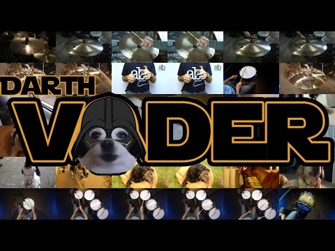 (Dog Acapella) Darth Vader's Theme 'The Imperial March'