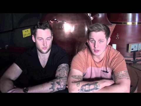 Interview de Aaron BRAY et de Richard JENKINS