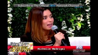 Michelle goes daring in the thriller 'Bacao'