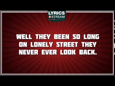 Heartbreak Hotel - Elvis Presley tribute - Lyrics