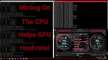 How To Increase Your GPU's Mining Hash Rate For Free!