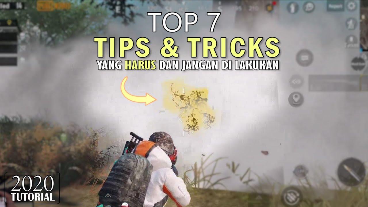 TOP 7 Tips & Tricks YANG WAJIB DI KETAHUI DI TAHUN 2020 – PUBG Mobile