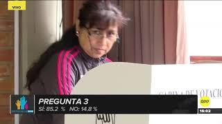 Así reaccionaron Martín Vizcarra y sus ministros tras conocer los resultados del Referéndum 2018