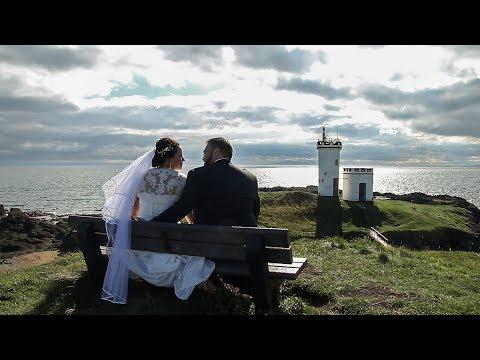 Sharon and Steve's Wedding Video at Kilconquhar Castle