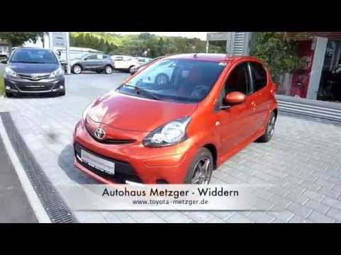 toyota aygo connect style by autohaus metzger in widdern