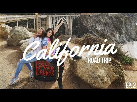 The BEST day in BIG SUR! | California Road Trip Ep. 2