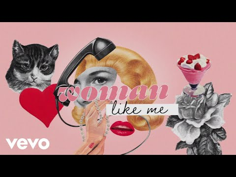 Little Mix - Woman Like Me Lyric  ft Nicki Minaj