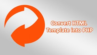 How to Convert a Template in PHP Hindi/Urdu