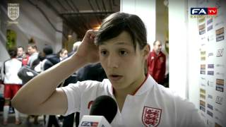 EXCLUSIVE: England goalscorers after 4-4 draw with Scotland (Cyprus Cup 2013)
