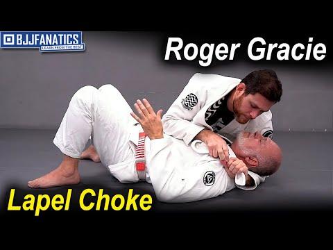 BJJ Basics - Lapel Choke by Roger Gracie