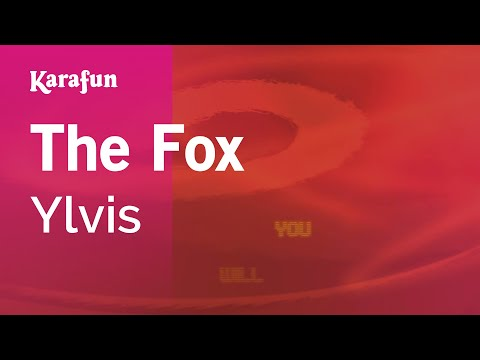 Karaoke The Fox - Ylvis *