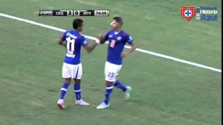 Gol de Joao Rojas - Cruz Azul vs Monterrey - Final COPA SOCIO MX