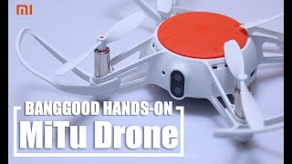 XIAOMI MiTu Cheap camera drone with altitude hold REVIEW