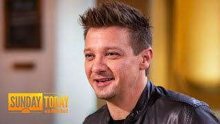 Jeremy Renner: 'Avengers: Endgame' Cast 'Just As Surprised' As Fans With Ending | Sunday TODAY