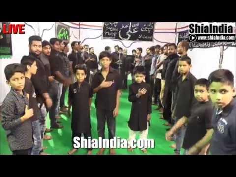 11th Safar Majlis at Komatvadi 1437-2015-16 (Part3)