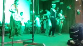Kriti Sinha Group dance town hall program project girls high school nawada 15th August 2017