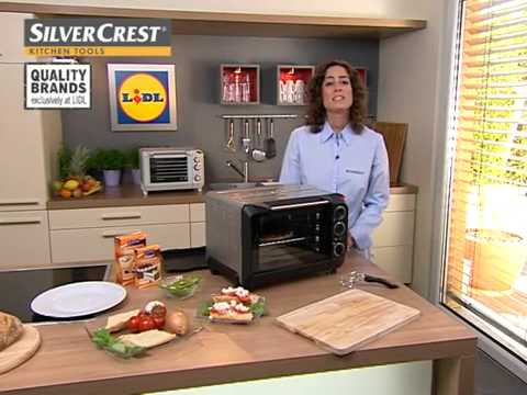 Electric Oven With Grill Youtube