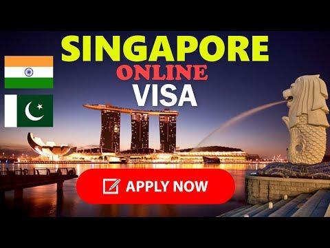 Singapore Tourist Visa Online Apply 2020