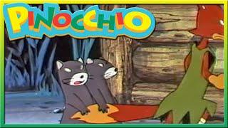 Pinocchio - פרק 14