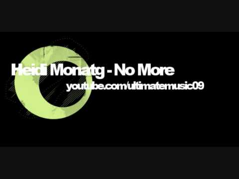 Heidi Montag - No More (HQ WITH LYRICS) mp3