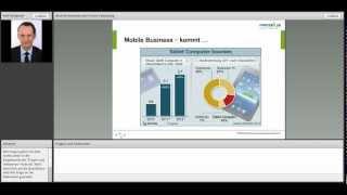 Mobile Business und Cloud Computing - Hype oder Trend für den Mittelstand?