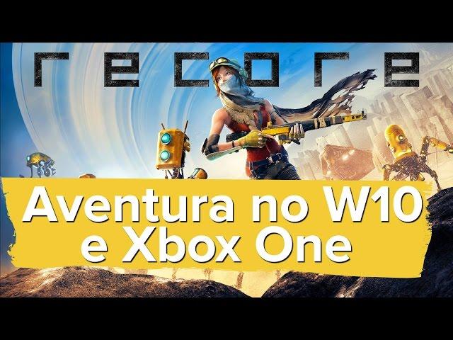ReCore - Um bom jogo de aventura?