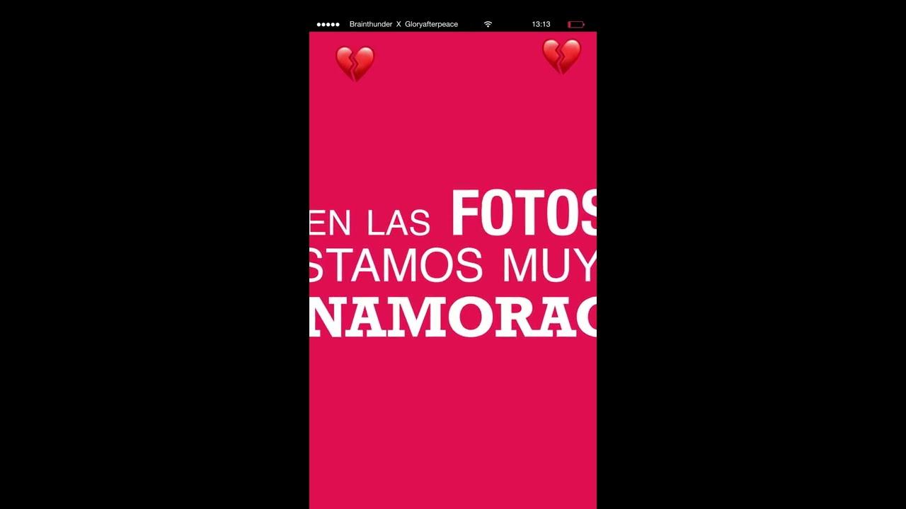 EL NIÑO DE LA HIPOTECA - En las fotos (lyric vídeo)