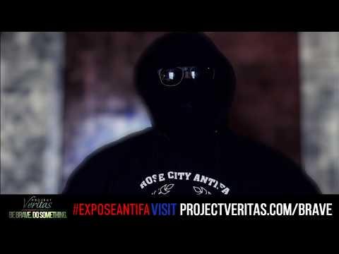 Project Veritas Releases Undercover Antifa Video, Member Talks Eye Gouging & 'Destroying' the 'Enemy'