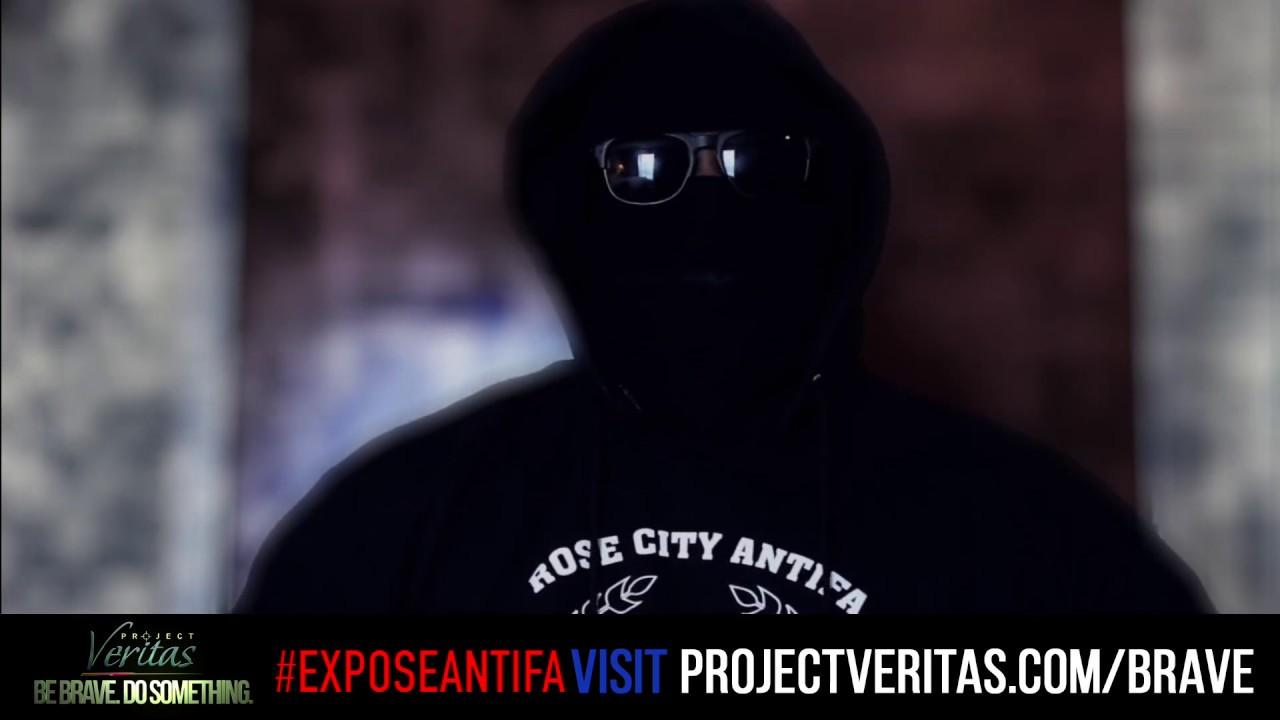 "Project Veritas INFILTRATES ANTIFA: ""Practice things like an eye gouge...injure someone's eyes&"