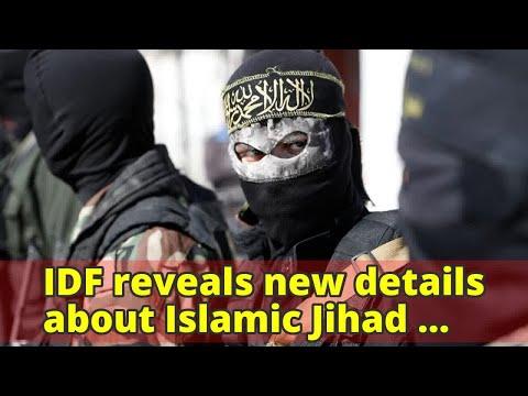 IDF reveals new details about Islamic Jihad terror tunnel