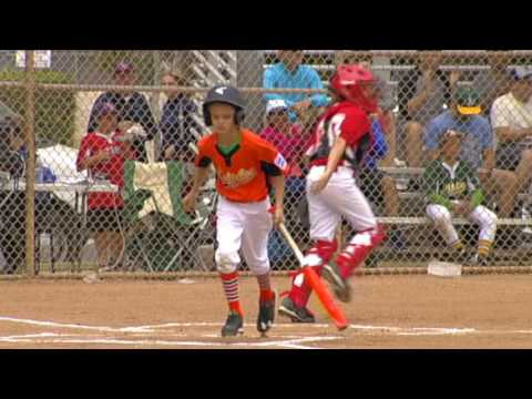 Santa Monica Little League Majors Championships 2016