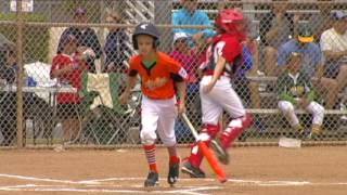 Santa Monica Little League Majors Championships 2016