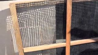 Horizontal Migration Outside Wood Worm Bin Diy Construction