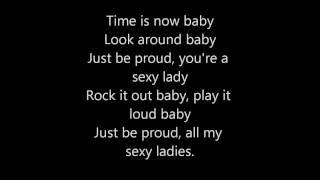 JESSIE J SEXY LADY LYRICS