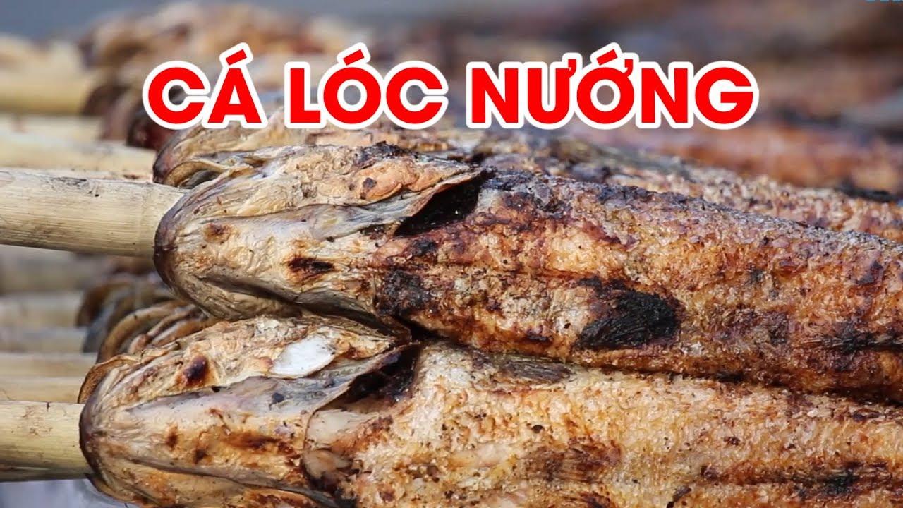 Cá lóc nướng vẫn đắt hàng trong ngày vía Thần Tài giữa dịch vi rút corona