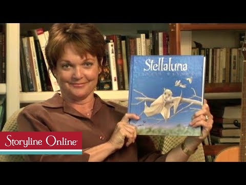 Stellaluna read by Pamela Reed