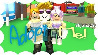 Roblox Indonesia ☆-Adopt Me (big family wkwk)