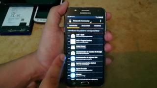 Remover cuenta de Google Samsung Galaxy J7  | Modelo J700M | Sin pc