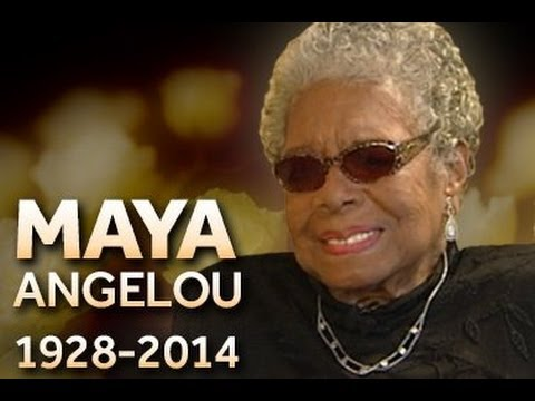 Legendary Author & Poet Maya Angelou DIES at aged 86
