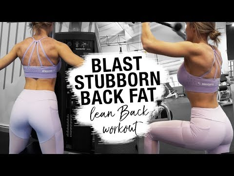 SLIM & TONED BACK WORKOUT FOR WOMEN   How to Target & STOP IGNORING Your Rear Delts